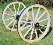 Click here for a larger image of our wheel set...